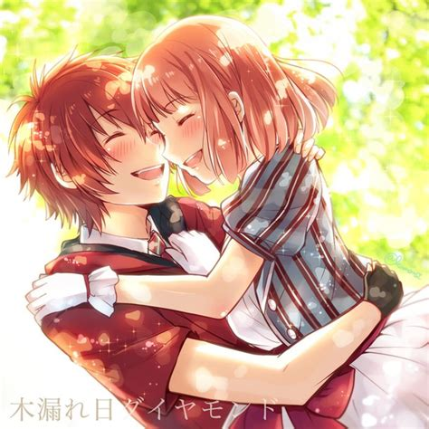 anime couple happy うたの プリンスさまっ via tumblr image 3020858 by violanta on