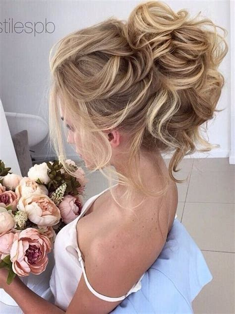 Wedding Hair Updos For Brides by 10 Beautiful Wedding Hairstyles For Brides Femininity