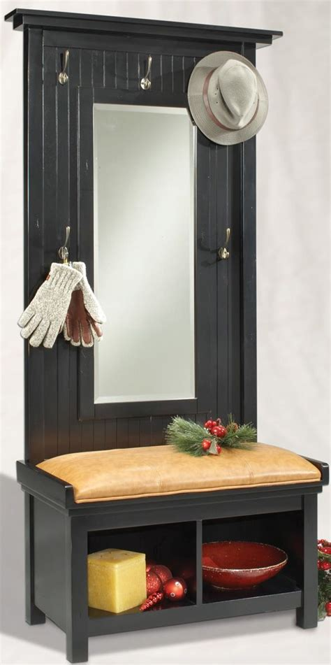 entry hall tree storage bench 25 best ideas about hall tree bench on pinterest hall