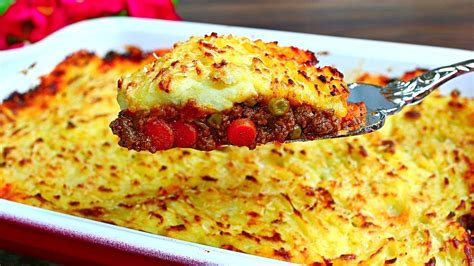 how to make cottage pie cottage pie recipe how to make delicious cottage pie