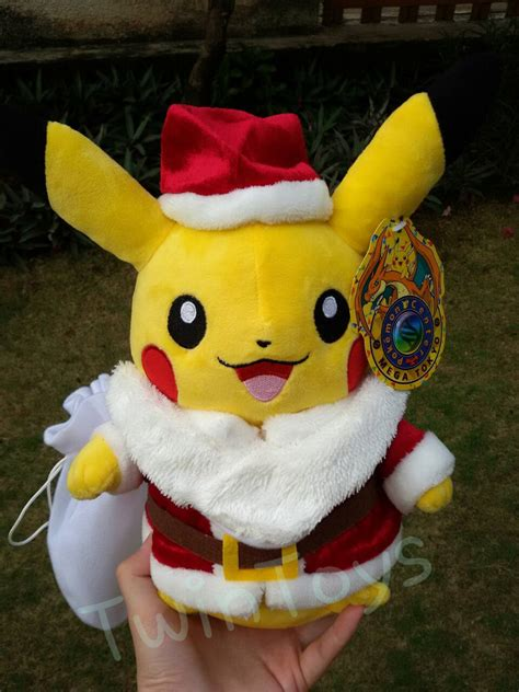 Gantungan Pikachu jual boneka pikachu center ori lucu murah impor twintoys di omjoni