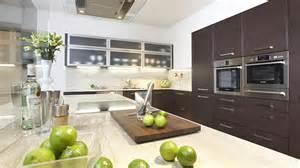 Wenge Wood Kitchen Cabinets Sykora Kitchens Cabinets Bath Design Wenge