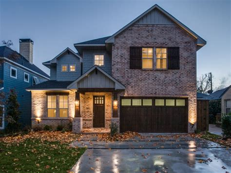 sold in lakewood new custom home in lakewood dallas