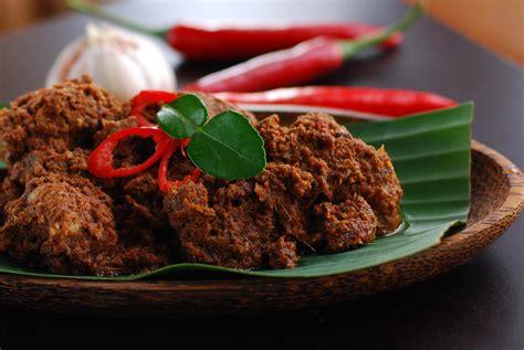 makanan khas indonesia   disukai pejabat