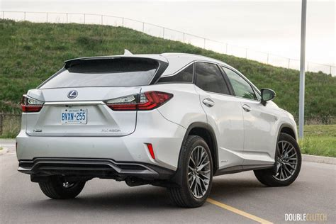 lexus rx 450h review 2016 lexus rx 450h f sport review doubleclutch ca