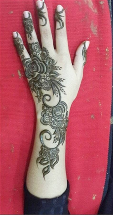 arabic henna design uae mehendi designs from uae khaleeji henna collection for