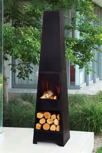 chiminea outdoor fireplace malmo chiminea modern chimineas by next