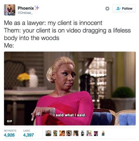 Lawyer Meme
