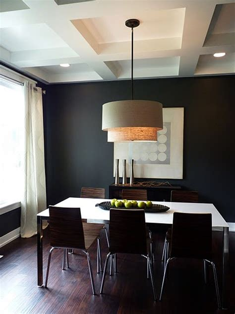 bold dining room colors bold modern dining room