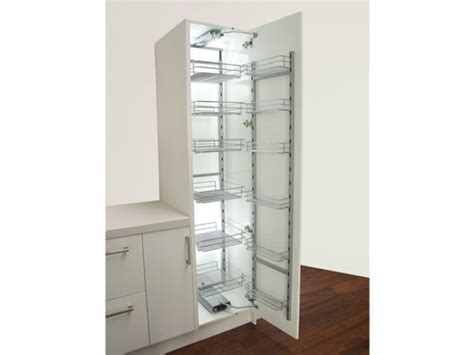 Pull Out Pantry Unit by 500mm Pull Out Soft Pantry Units From Sws
