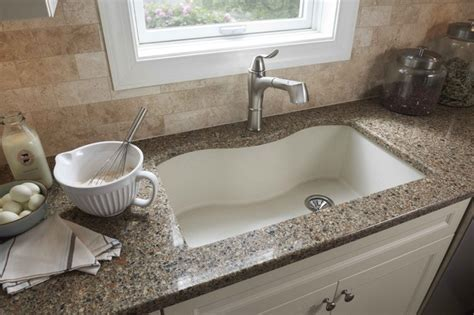 white granite kitchen sink elkay e granite kitchen sinks by elkay sinks and faucets