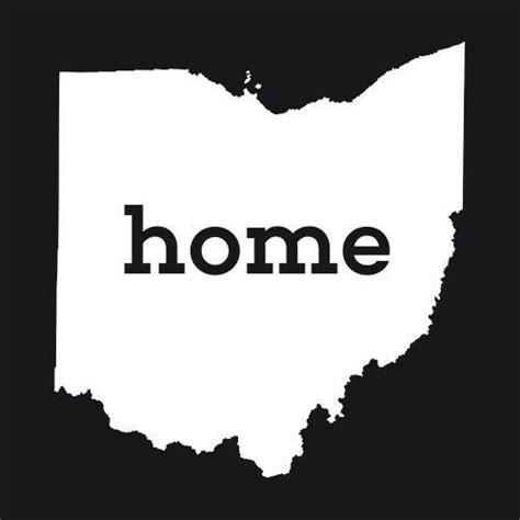 T Home by Ohio Home T Shirt Custom Made Textual Tees