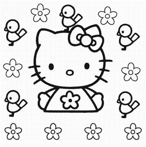 Free Hello Kitty Coloring Pages Best Coloring Pages Free Print Coloring Pages For