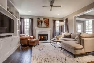elegant white living room