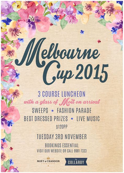 work ideas melbourne top 5 melbourne cup day lunch options northern beaches