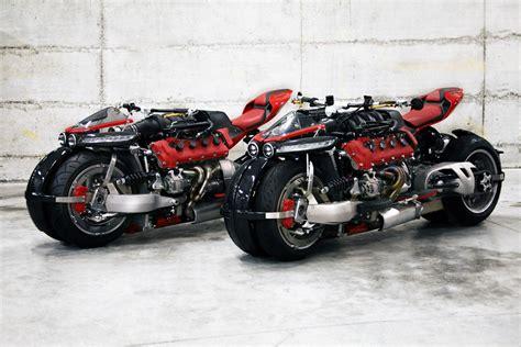 lazareth lm 847 lazareth lm 847 a unique v8 powered motorcycle