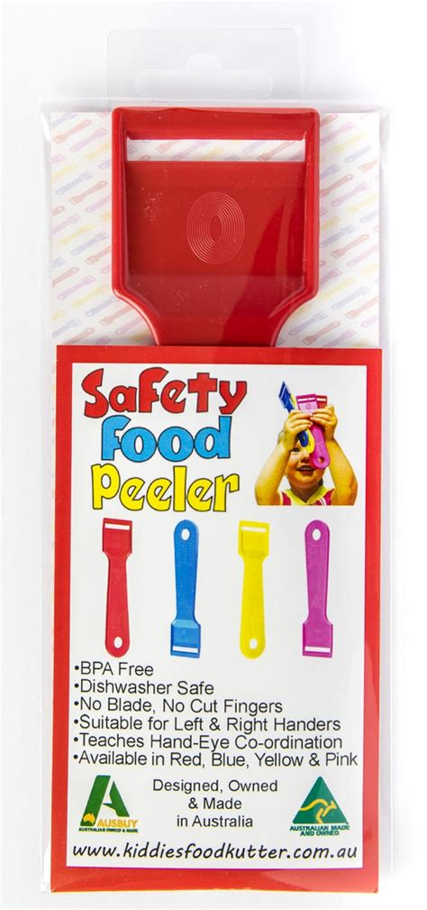 Food Peeler safety food peeler sensory