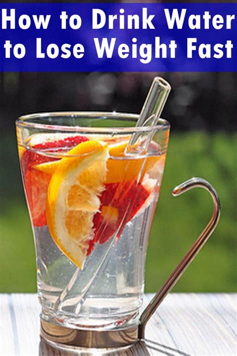 weight loss water fast
