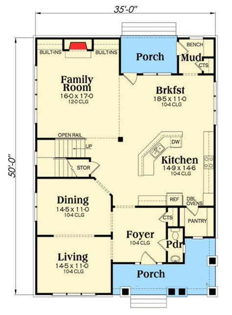 media room floor plans media room or fourth bedroom 75528gb architectural designs house plans