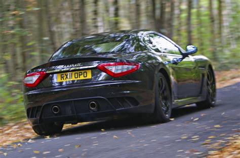 Maserati Granturismo Mc Review by Maserati Granturismo Mc Stradale Review Autocar