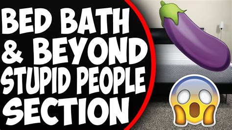 people having sex in bathtub 2 men caught having sex in bed bath beyond stupid people section youtube