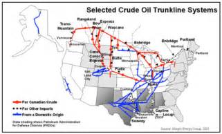 Oil Pipeline Map Usa by Obama Judge Keystone On Whether Or Not It Accelerates