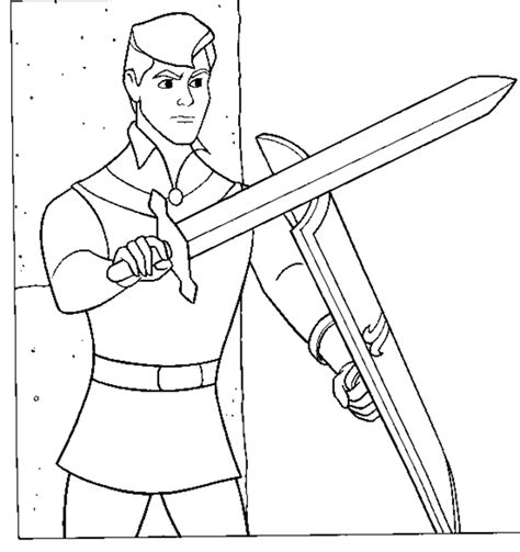 top 88 the sword in the stone coloring pages free