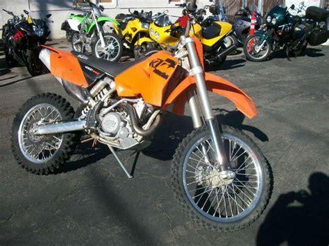 Ktm Mxc 450 2004 Ktm 450 Mxc Usa Dirt Bike For Sale On 2040motos