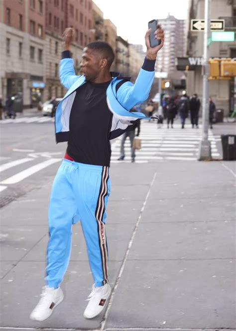 blocboy jb doing shoot dance blocboy jb is now in the running to become america s next