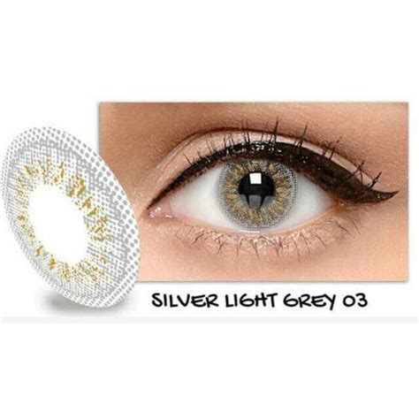 Softlens Silver Gold best seller silver and gold by softlens exoticon x2 7 pilihan warna elevenia
