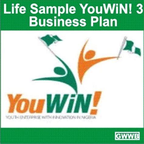 youwin business plan format youwin 3 life sle business plan