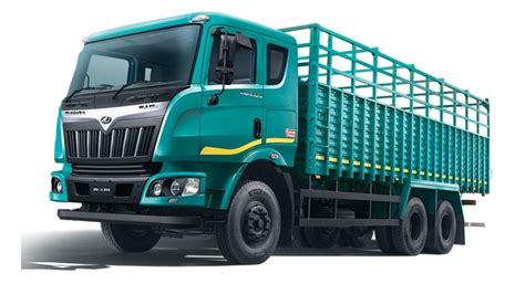 mahindra fainance mahindra blazo 1st smart truck with mileage guarantee