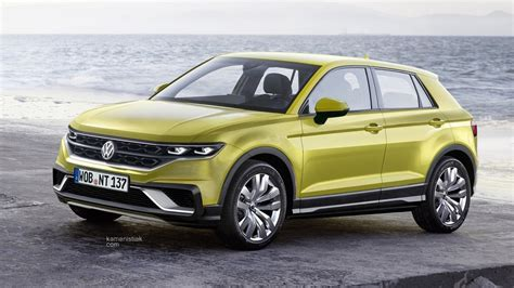 2019 Volkswagen Crossover by 2019 Vw Polo Suv Review Competition Redesign Engine