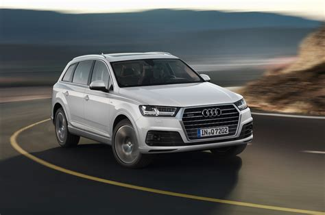 Audi New Q7 by Audi Q7 Reviews Research New Used Models Motor Trend