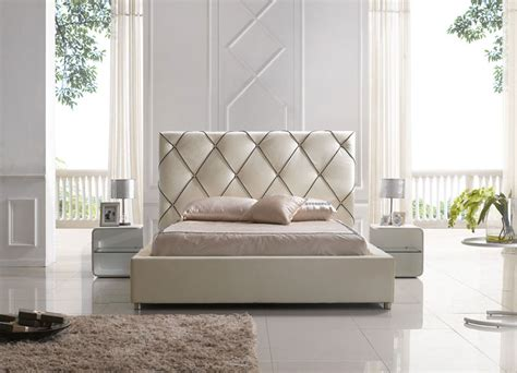 Modern Contemporary Platform Beds Modern Headboard For
