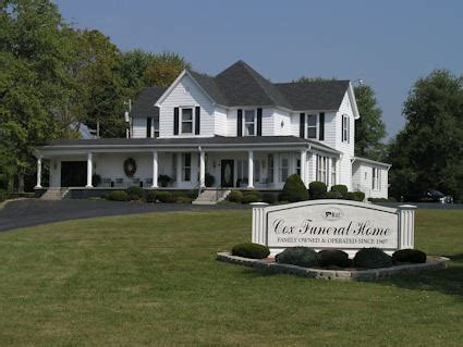 cox funeral home mt vernon ky funeral home and cremation