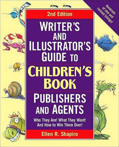 Writer S Illustrator S Guide To Children S Book