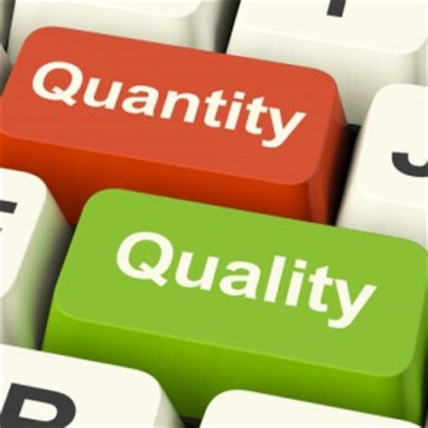 Best Quality L U T E N A quality or quantity what should be our national technology metric the mind of mbugua njihia
