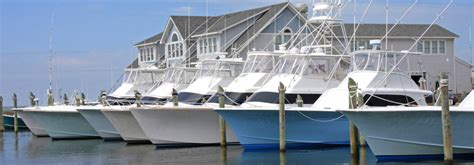 charter boat fishing avon nc hatteras island fishing boating midgett realty