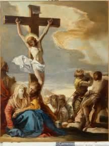 chemin de croix jesus mort sur la croix
