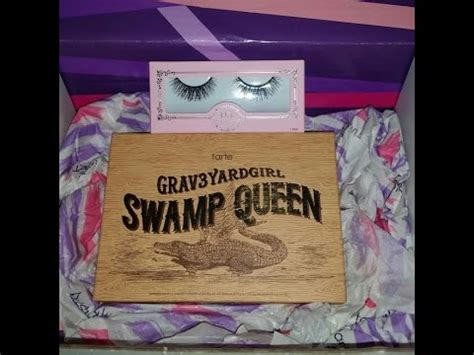 Grav3yardgirl Giveaway - giveaway grav3yardgirl palette and house of lashes closed youtube