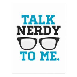 talk nerdy to me girl nerdy cards photocards invitations more