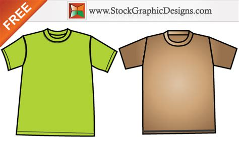 t shirt design template free free apparel s t shirt template design vector