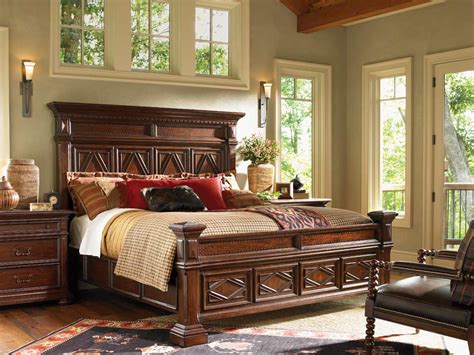 lodge bedroom furniture fieldale lodge pine lakes bedroom set lexington bedoom