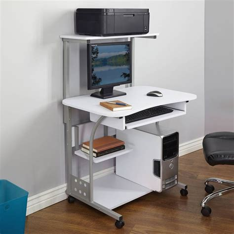 Small Computer Desk On Wheels 17 Best Ideas About Portable Computer Desk On Pinterest G 5 New Samsung Galaxy And Ps4
