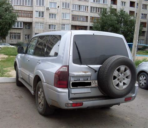 mitsubishi pajero 2004 pictures 2004 mitsubishi pajero pictures 3 2l diesel manual for