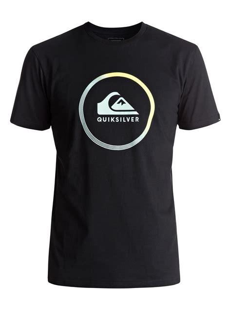 Active T Shirt classic active logo t shirt 3613372985270 quiksilver