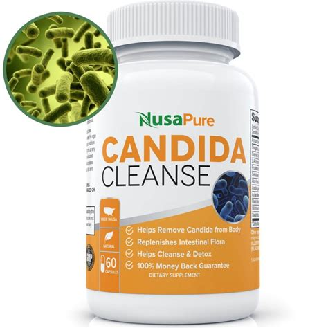 Yeast Fungal Detox by Buy Potent Candida Cleanse Yeast Infection Treatment And