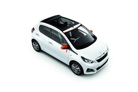 used peugeot 108 automatic peugeot 108 roland garros edition revealed auto express