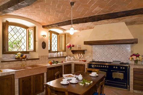 foto interni rustiche 10 irresistibili cucine in muratura rustiche